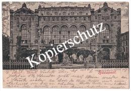 Budapest 1898   (z1388) - Ungheria