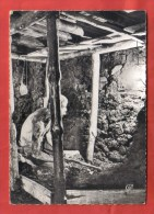 42 - SAINT ETIENNE - CPSM 1506 - Musée D´art Et D´industrie - Galerie De Mine - Chantier D´abatage - éd CAP - Saint Etienne