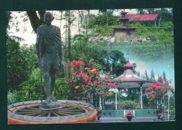 GUYANA  -  The Promenade Gardens  Georgetown  Multi View  Used Postcard As Scans - Other
