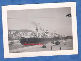 Photo ancienne - Port � identifier - Beau Bateau � quai de Venezia ? Venise