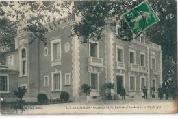 LOUPILLON         (  47  )   Résidence  De  M .  Fallières ,  Président  De  La  République - Autres Communes