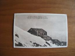 Rifugio Mantova Al Vioz - Annullo PEJO ANTICA FONTE 1924 - Unclassified
