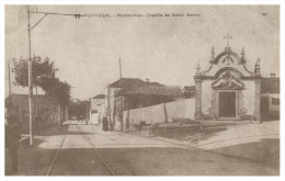 MATOSINHOS - Capella De Santo Amaro    Cartes Postales - Porto
