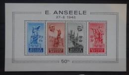 BELGIE  1948     BLOK  26   Anseele    Postfris **      CW  220,00