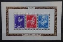 BELGIE  1949     BLOK  27   J. Jordaens    Postfris **      CW  190,00