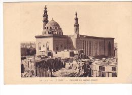 24164 Art Arabe - Le Caire -mosquée Du Sultan Hassan -braun Cie Paris - Cairo