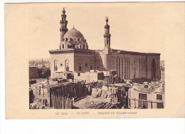 24164 Art Arabe - Le Caire -mosquée Du Sultan Hassan -braun Cie Paris