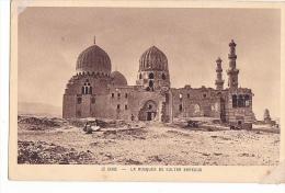24165  - Le Caire -mosquée Du Sultan Barkouk -braun Cie Paris - Cairo