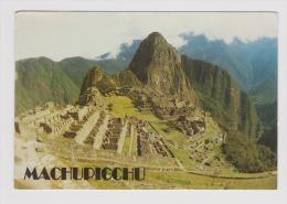 Cusco-Machu Picchu-used,perfect shape
