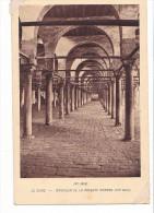 24166  -art Arabe- Le Caire -interieur Mosquée Amrou -braun Cie Paris
