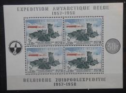 BELGIE  1957     BLOK 31     Postfris **      CW  180,00