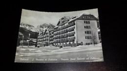 C-19511 CARTOLINA SAN MARTINO DI CASTROZZA - MAJESTIC HOTEL DOLOMITI COL COLBRICON - Trento
