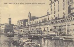 Italie -  Civitavecchia - Panorama Porto - Calata Principe Tommaso - Civitavecchia