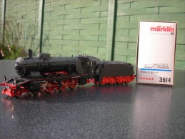 HO Marklin Locomotive Vapeur Klasse C/BR 18.1 En Bon état Loco En Métal - Locomotives
