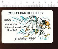 Humour Judo - Ceinture De Flanelle / Sport   / IM 156 - Vecchi Documenti