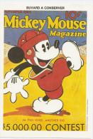 Mickey Mouse Magazine - Blotters