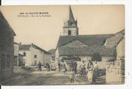 Vieville  Rue De La Fontaine - Autres Communes