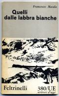 1962 SARDEGNA NARRATIVA MASALA - Libri, Riviste, Fumetti