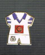 Maillot De Foot Avec Logo Générale De Banque - Football