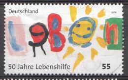 Bund 2008  Mi.nr.:2702  Gestempelt / Oblitérés / Used - [7] République Fédérale