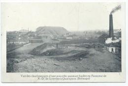 Carte Postale - QUAREGNON - Vue des charbonnages ...Borinage  - CPA  //