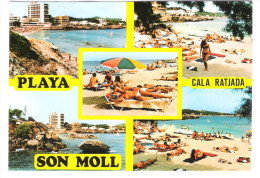 Spain - Mallorca - Nude Girls - Pin-Ups