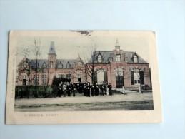 Carte Postale Ancienne : Gymnasium , GEMERT , Stamp In  1905 - Gemert