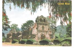 Costa Rica - Ruinas De Ujarras ( Cartago ) - Costa Rica