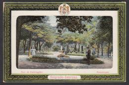 SERBIA - Beograd, Park Kalemegdan, Year 1910 - Serbien
