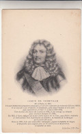 CPA Comte De Tourville, Né A Paris 1642 (pk14918) - Personaggi Storici