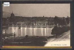 GENEVE DE NUIT - TB - GE Genève