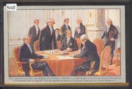 GENEVE - CENTENAIRE DE LA REUNION A LA SUISSE -  1814-1914 - CARTE No 9 - TB - GE Ginevra