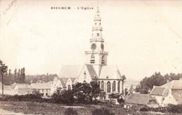 DIEGHEM - L'Eglise - Circulée En 1905 - Diegem