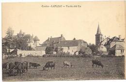 Lapleau - Vue Du Côté Est - Autres Communes