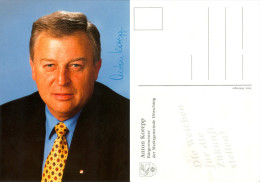 AK Anton Korepp Bürgermeister Hörsching SPÖ Graz GAK Grazer Österreich Politik Politician Oberösterreich Austria Mayor - Autogramme & Autographen