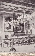 ATH - La Grande Salle à L'Hôtel De Ville - Carte Circulée 1904 - Ath