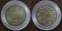 (J) INDONESIA: 1000 Rupiah BIM 2000 BUNC (1137)