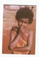 Cp , Enfant , Kenya ,BORANA GIRL , Vierge , Ed : K.A.S. , N° 124 , Phot. : Barone - Kenya