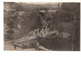 PEROU--HUARAZ--grande Descente De La Cordillère En Vue De Huaraz--voir 2 Scans - Pérou