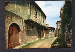 09 - SAINT-LIZIER - Vieille Ruelle Typique - France