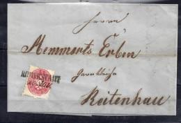Mi. Nr. 32 A. Brief V. RÖMERSTADT - Brieven En Documenten
