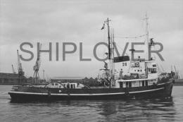 remorqueur fran�ais ABEILLE 26 - photo originale - bateau/ship/schiff