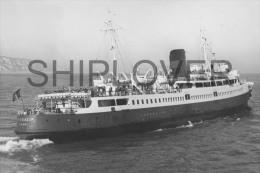 ferry fran�ais COTE D'AZUR - photo originale - bateau/ship/schiff