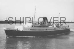 ferry fran�ais COTE D�AZUR - photo originale - bateau/ship/schiff
