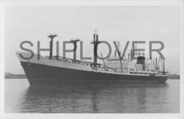 cargo fran�ais MAGELLAN - photo originale Boris Bytchkowsky - bateau/ship/schiff