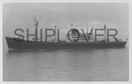 cargo fran�ais KOUANG SI - photo originale - bateau/ship/schiff