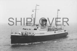 ferry fran�ais LONDRES - photo originale - bateau/ship/schiff