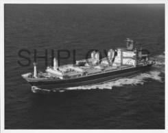 cargo fran�ais LUCIE DELMAS - tr�s grande photo originale - bateau/ship/schiff
