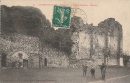 SAINTE SUZANNE -53- VIEUX CHATEAU - DONJON - Sainte Suzanne