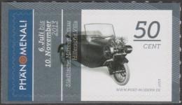 "Allemagne 12 Juin 2013. Poste Locale Post Modern De Dresde. Musée Municipal De Zittau. Moto ""Phänomenal"" - Motorbikes"